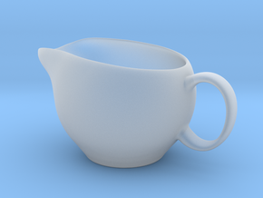 Tinny Pot in Smooth Fine Detail Plastic