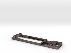 DNA 75/200/250 Board Holder in Polished Bronzed Silver Steel