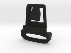 Team Wendy Face Mask Mount in Black Strong & Flexible