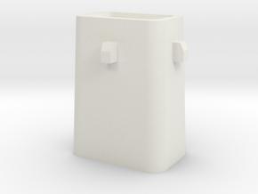 Stahlkokille 4 Zapfen mit Guß 1:120 in White Strong & Flexible