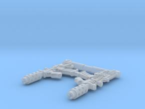Crosshairs' Crossfires (TLK Legion class) in Smooth Fine Detail Plastic