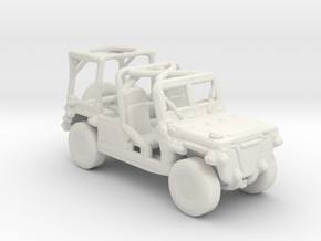 M1161 Growler 1:220 scale in White Natural Versatile Plastic