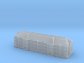 harbour building 1/1250 scale (GW12) in Smooth Fine Detail Plastic