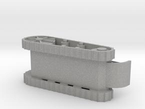 Light Tank in Aluminum