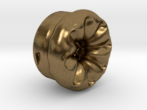 Pocket full headphones -(Headset side) Single one in Natural Bronze