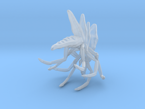 Chopper Bug 8 in Smooth Fine Detail Plastic