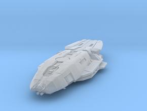 Cygnus Class Gunstar 1:10000 in Smooth Fine Detail Plastic