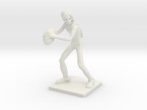 Darkelves 02 - Runner in White Strong & Flexible