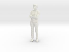 Printle C Femme 637 - 1/32 - wob in White Natural Versatile Plastic