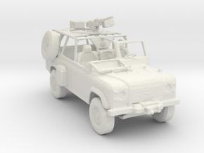 U.S. Army Ranger RSOV v3 1:220 scale in White Natural Versatile Plastic