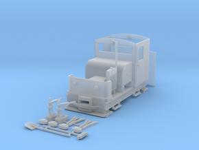 Nitro Nobel Simplex loco in Smooth Fine Detail Plastic: 1:45