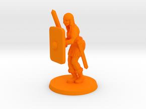 Viking Lucy in Orange Processed Versatile Plastic