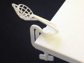 Reddit Request #1: Desktop Catapult in White Natural Versatile Plastic