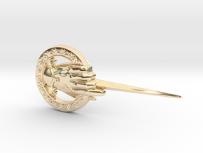 Hand of the King in 14K Yellow Gold