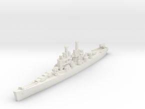Cleveland class 1/2400 in White Natural Versatile Plastic
