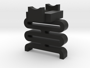 Sinclair Spectrum 48+ Leg Spring in Black Strong & Flexible