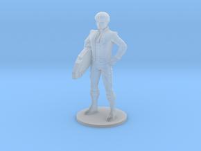 Daniel 27.21mm Tall (Titan Master Scale) in Smooth Fine Detail Plastic
