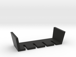 Shock stand TC in Black Natural Versatile Plastic