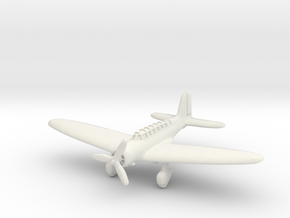 Mitsubishi B5M Mabel 1/285 6mm in White Natural Versatile Plastic