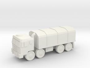 M547 Prime Mover in White Natural Versatile Plastic
