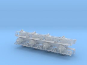 LNER Coach Vacuum Cylinder  in Smoothest Fine Detail Plastic