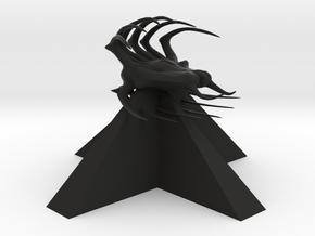 Shadows - Scout in Black Natural Versatile Plastic