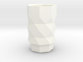 PRINTSTRUMENT04 in White Processed Versatile Plastic
