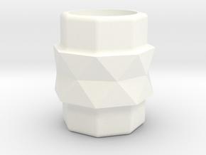 PRINTSTRUMENT11 in White Processed Versatile Plastic