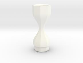 PRINTSTRUMENT13 in White Processed Versatile Plastic