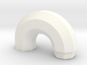 PRINTSTRUMENT14 in White Processed Versatile Plastic