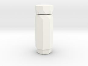 PRINTSTRUMENT16 in White Processed Versatile Plastic