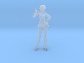1/60 Female Pilot for Perfect Grade Gundam Diorama in Smoothest Fine Detail Plastic