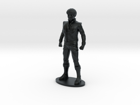 Daniel Ver. 2  27.83mm Tall (Titan Master Scale) in Black Hi-Def Acrylate