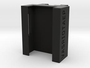 Foxeer Legend 2 Camera Picatinny Mount Scope Cam in Black Natural Versatile Plastic