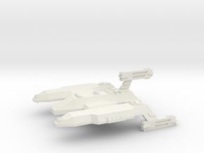 3125 Scale LDR Lion Dreadnought (DN) CVN in White Natural Versatile Plastic