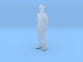 Printle C Homme 112 - 1/76 - wob in Smooth Fine Detail Plastic