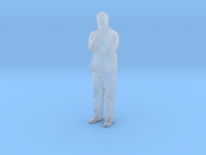 Printle C Homme 045 - 1/87 - wob in Smooth Fine Detail Plastic
