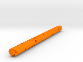 Adapter: Parker G2 to Uni SXR-80 in Orange Strong & Flexible Polished