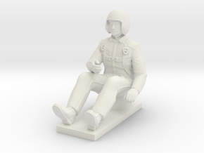 Printle C Homme 747 - 1/24 in White Natural Versatile Plastic