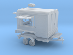 Makai - Concession Trailer (1/43) in Smooth Fine Detail Plastic