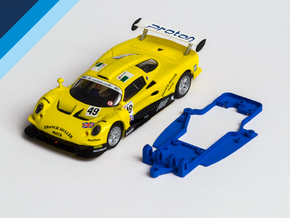 1/32 Avant Slot Lotus Elise GT1 Chassis s.it EVO6 in Blue Processed Versatile Plastic