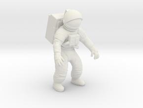 Astronaut in White Natural Versatile Plastic