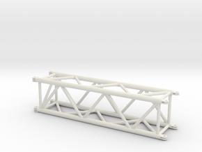 Boom LR 13000 L 12m in White Natural Versatile Plastic