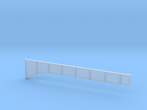 Right Bridge Girder for Rt 15 Bridge Wethersfield in Smoothest Fine Detail Plastic