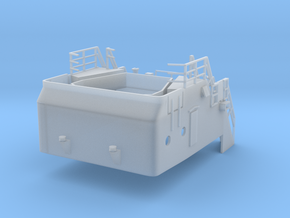 Superstructure 1/100 V60 fits Harbor Tug  in Frosted Ultra Detail