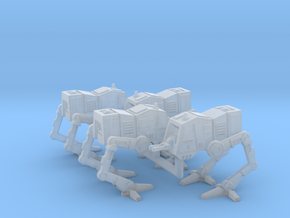 1/270 Imperial AT-PT (4) in Smooth Fine Detail Plastic