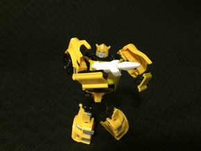 Legends Class Bumblebee's Blaster in White Processed Versatile Plastic