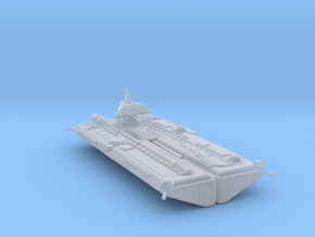 S:AaB USS Saratoga 100mm FUD in Smooth Fine Detail Plastic