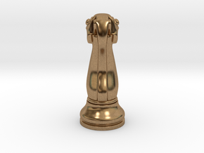 Pawn of Camel / Pawn of Jamal in Natural Brass