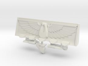 Devotional Eagle Bulldozer Blade Kit in White Strong & Flexible